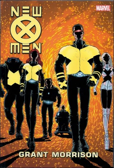 New X-Men by Grant Morrison Ultimate Collection 1-A by Marvel