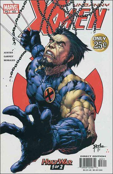 Uncanny X-Men (1981) 423-A by Marvel