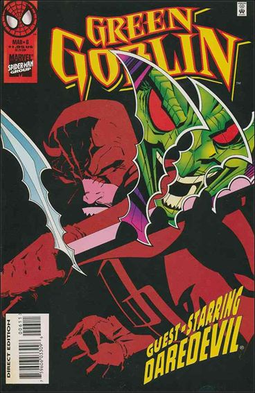 Green Goblin 6-A by Marvel