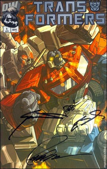 Transformers: Generation 1 (2002) 1-I by Dreamwave