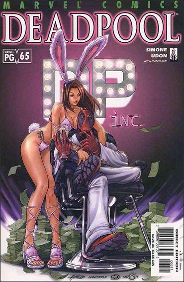 Deadpool (1997) 65-A by Marvel