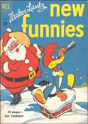 Walter Lantz New Funnies 167-A