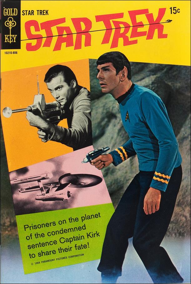 Star Trek (1967) 2-B by Gold Key
