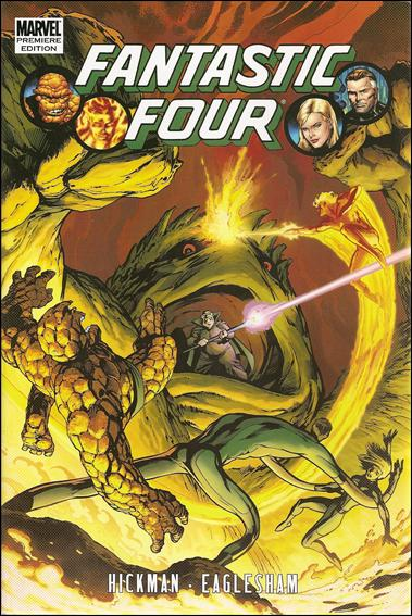 Fantastic Four by Jonathan Hickman 2-A by Marvel