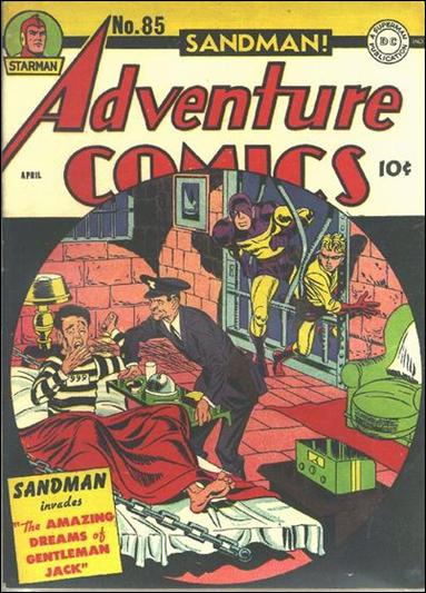 Adventure Comics (1938) 85-A by DC