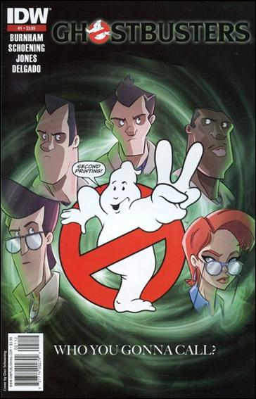 Ghostbusters (2011) 1-N by IDW