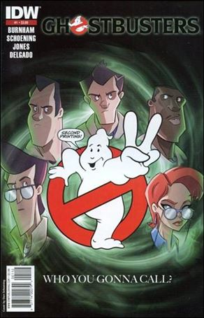 Ghostbusters (2011) 1-N