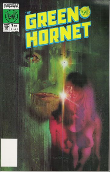 Green Hornet (1989) 7-A by Now Comics