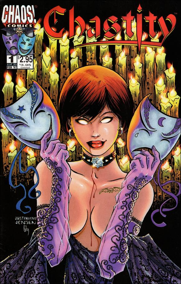 Chastity: Theatre of Pain 1-A by Chaos! Comics