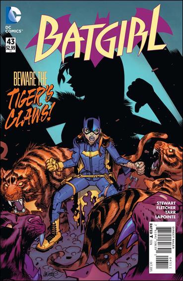 Batgirl (2011) 43-A by DC