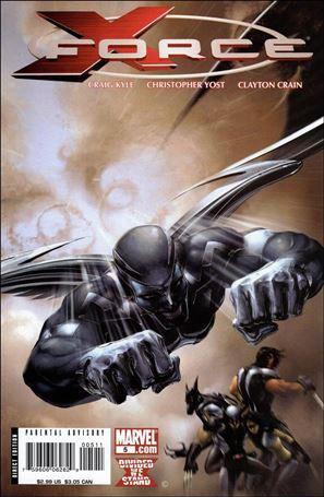 X-Force (2008) 5-A
