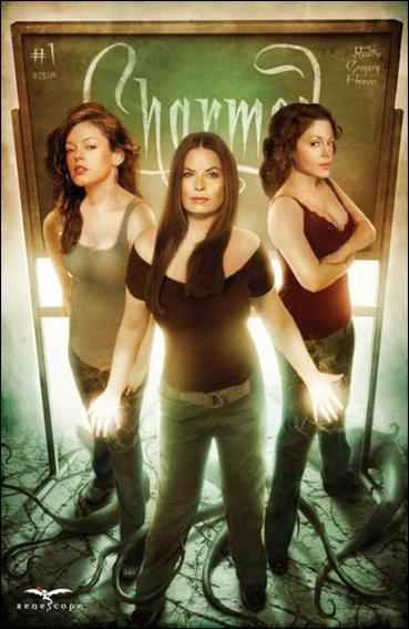 Charmed (2010) 1-A by Zenescope Entertainment