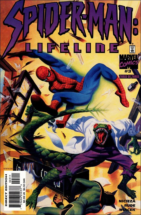 Spider-Man: Lifeline 3-A by Marvel