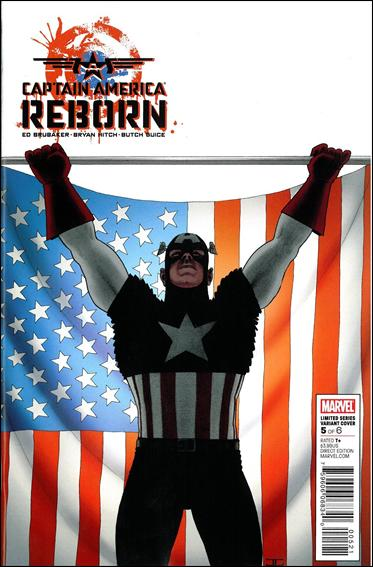 Captain America: Reborn 5-B by Marvel