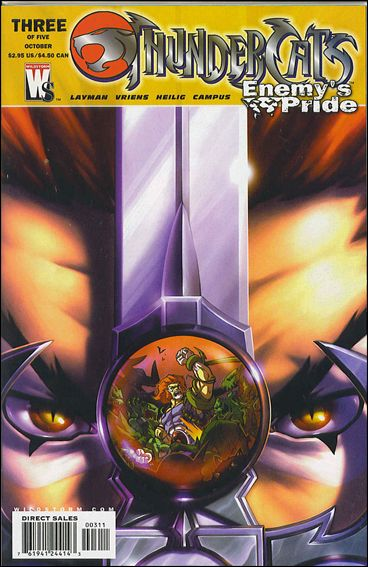 ThunderCats: Enemy's Pride 3-A by WildStorm