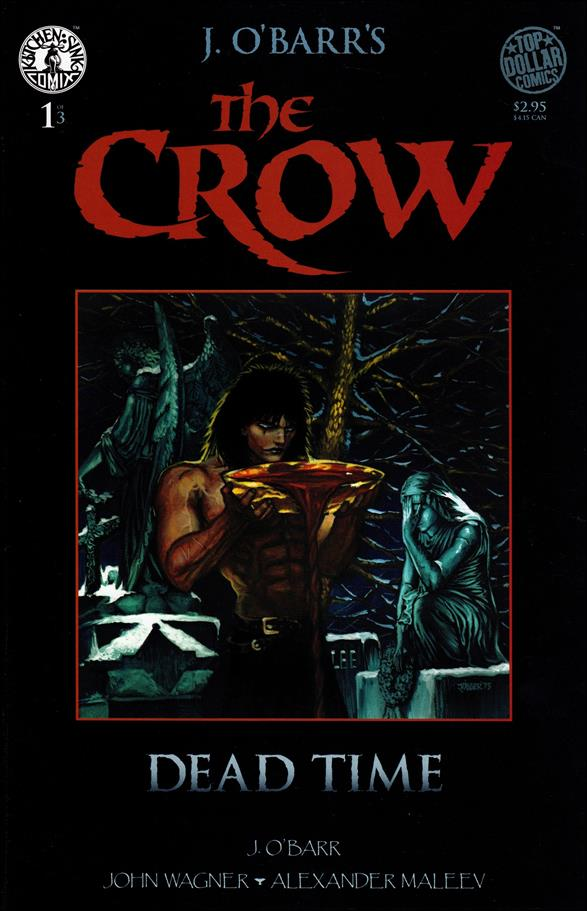 Crow: Dead Time 1-A by Kitchen Sink