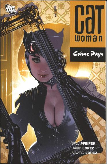 Catwoman: Crime Pays nn-A by DC