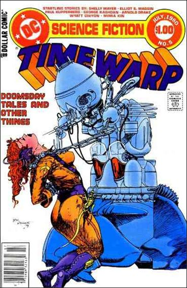 Time Warp (1979) 5-A by DC