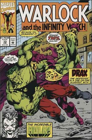 Warlock and the Infinity Watch 13-A