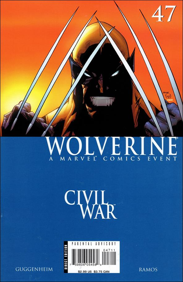 Wolverine (2003)  47-A by Marvel
