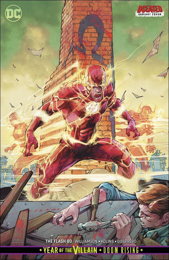 Flash (2016) 80-B by DC