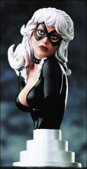 Marvel Mini-Busts (Bowen) Black Cat 1/6000 by Bowen Designs