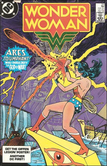 Wonder Woman (1942) 310-A by DC