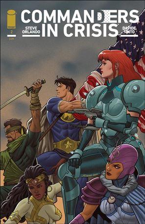 Commanders in Crisis 2-E