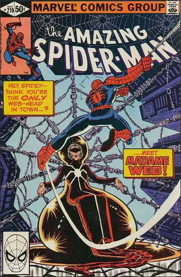 Amazing Spider-Man (1963) 210-A by Marvel
