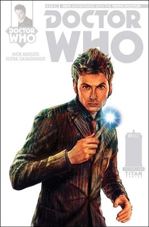 Doctor Who: The Tenth Doctor 1-F