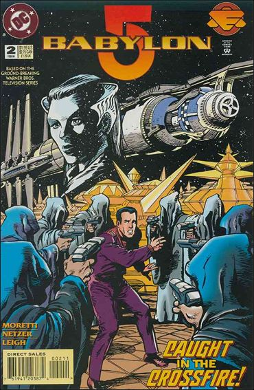 Babylon 5 2-A by DC