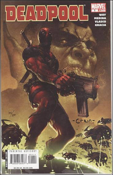 Deadpool (2008) 1-E by Marvel