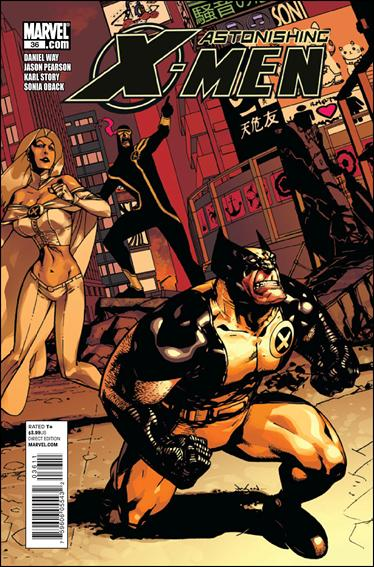 Astonishing X-Men (2004) 36-A by Marvel