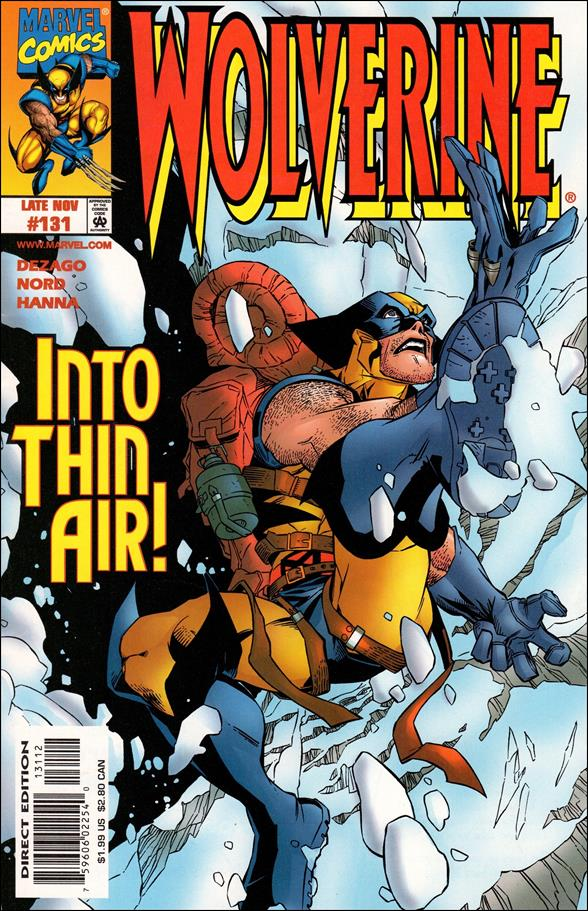 Wolverine (1988)  131-B by Marvel