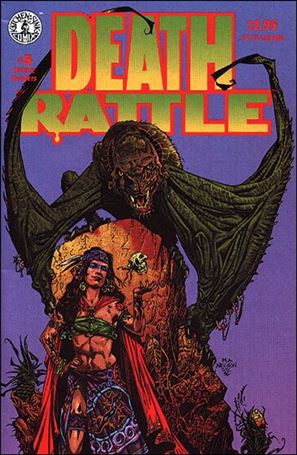 Death Rattle (1995) 5-A