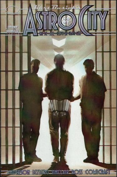 Kurt Busiek's Astro City (1996) 14-A by Homage Comics