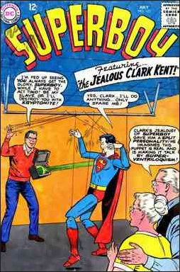 Superboy (1949) 122-A by DC