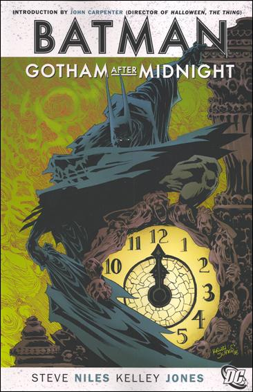 Batman: Gotham After Midnight nn-A by DC