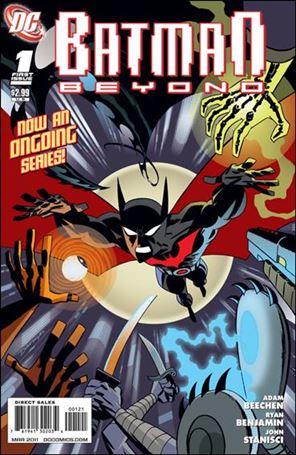 Batman Beyond (2011) 1-B