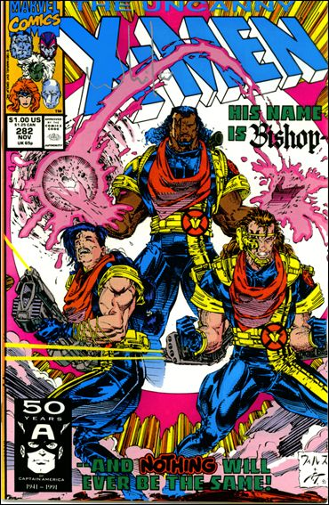 Uncanny X-Men (1981) 282-C by Marvel