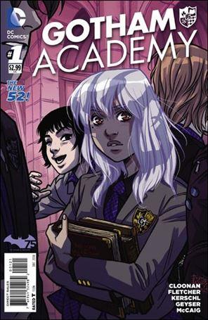 Gotham Academy 1-B