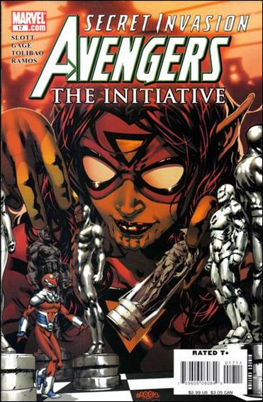 Avengers: The Initiative 17-A by Marvel