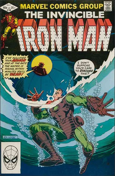 Iron Man (1968) 158-A by Marvel