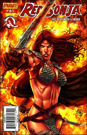 Red Sonja 23-C by Dynamite Entertainment
