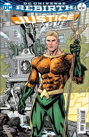 Justice League (2016) 7-B