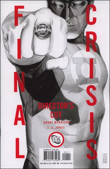 Final Crisis 1-C by DC