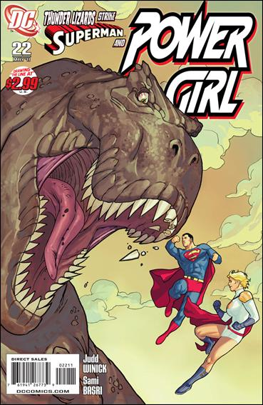 Power Girl (2009) 22-A by DC