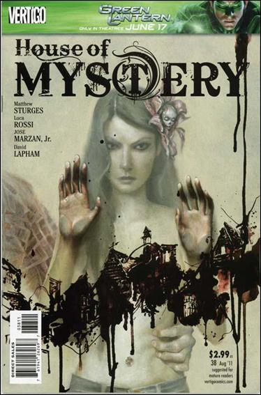 House of Mystery (2008) 38-A by Vertigo