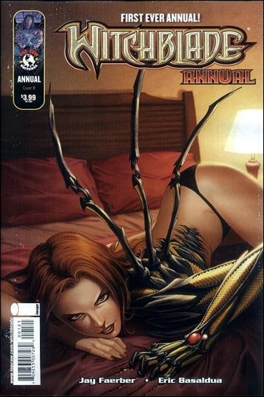 Witchblade Annual nn-B by Top Cow