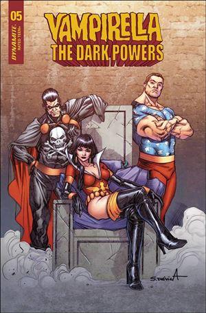 Vampirella: The Dark Powers 5-G